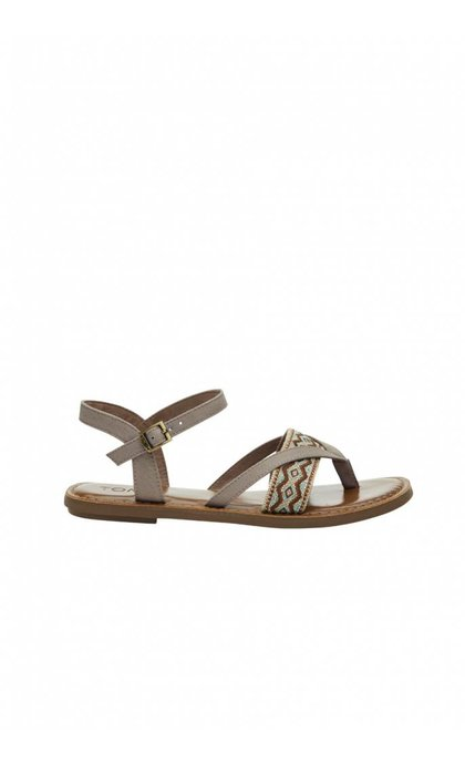 Toms Lexie Sandal Taupe