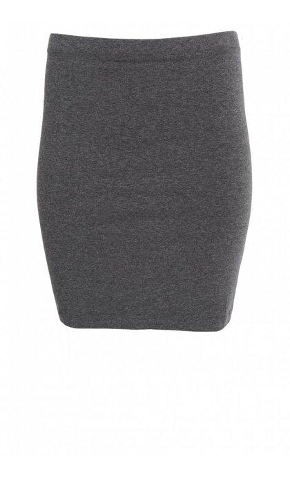 Modstrom Basics Tutti Skirt Cox Grey Melange