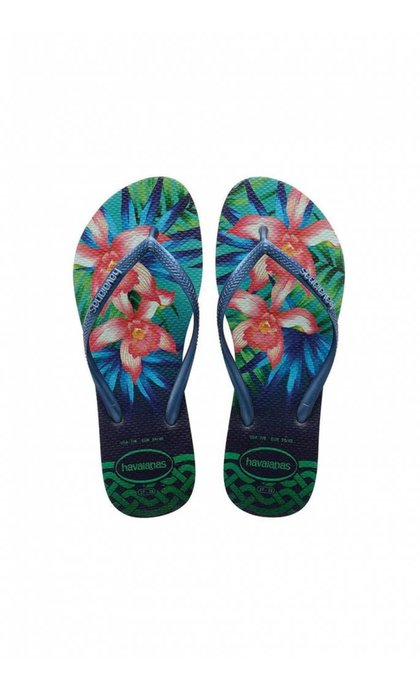 Havaianas Slim Tropical Mint