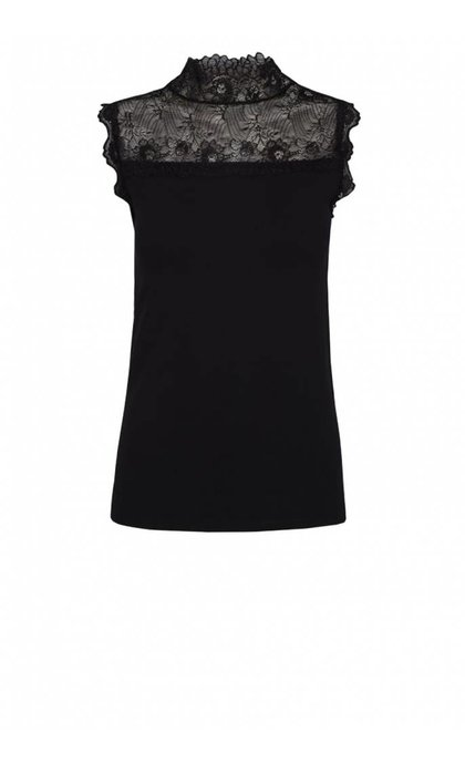 Minus Vanessa High Neck Black