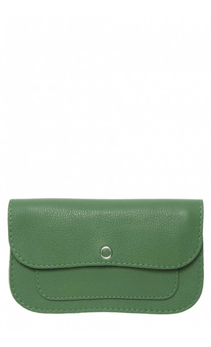Keecie Cat Chase Wallet Medium Forest
