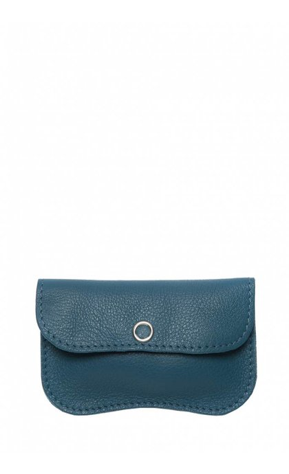Keecie Mini Me Wallet Faded Blue