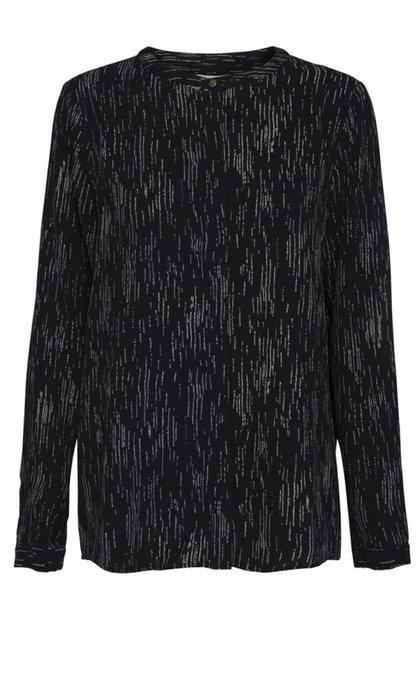 Minus Payton Shirt Matrix Print