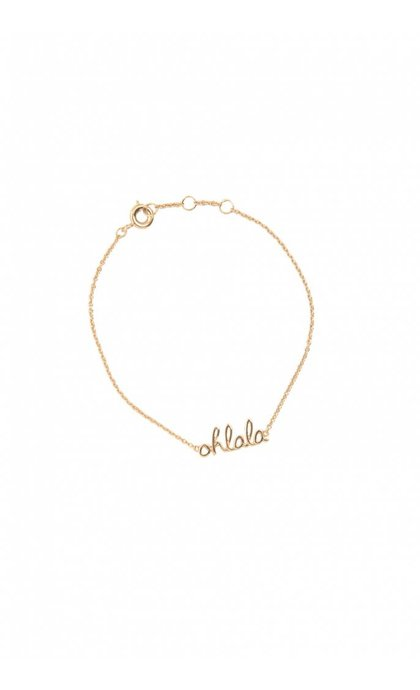 All the Luck in the World Urban Bracelet Ohlala Goldplated