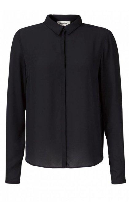 Modstrom Cyler Collar Shirt Black