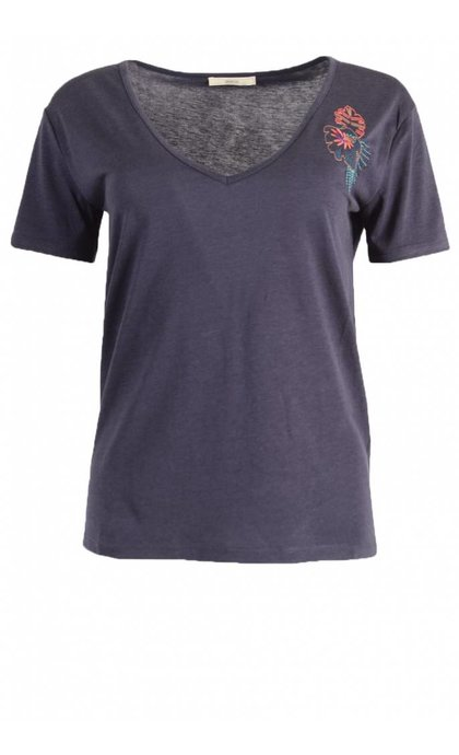 Sessun Malay T-Shirt Indigo
