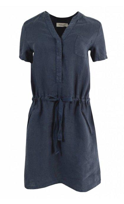 Indi & Cold LR177 Dress Marino