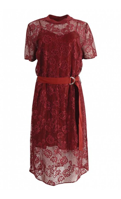 Custommade Talisa Dress Cabernet