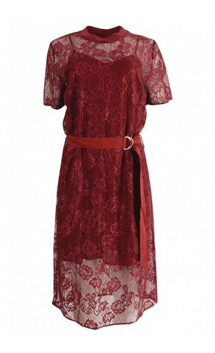 Custommade Talisa Dress Cabernet