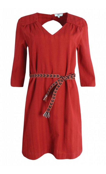MKT Studio Rofiane Dress Red