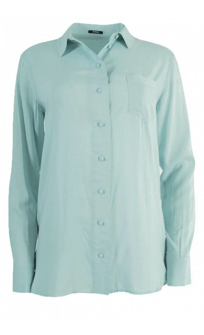 Denham Adventure Shirt LWV Reef Green
