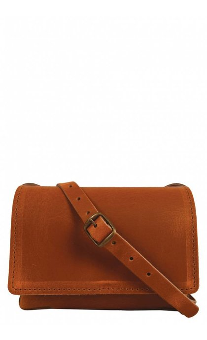 Elvy Tess Bag Plain Congnac