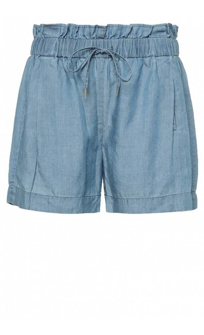 Denham Coast Short TZT Washed Indigo