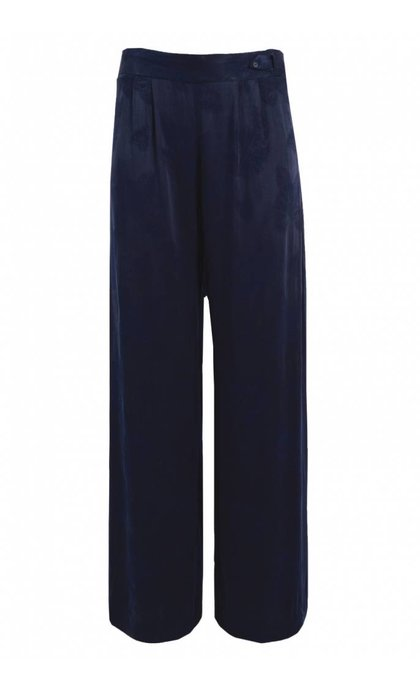Second Female Tabby Trousers Navy