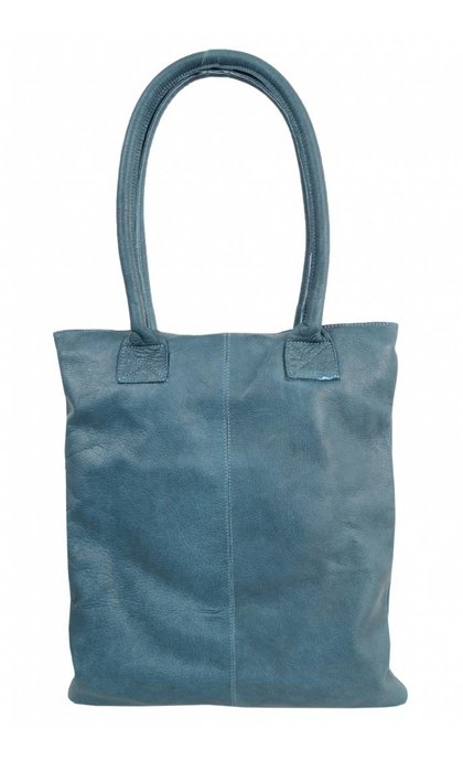 Elvy Felie Small Shopper Petrollo
