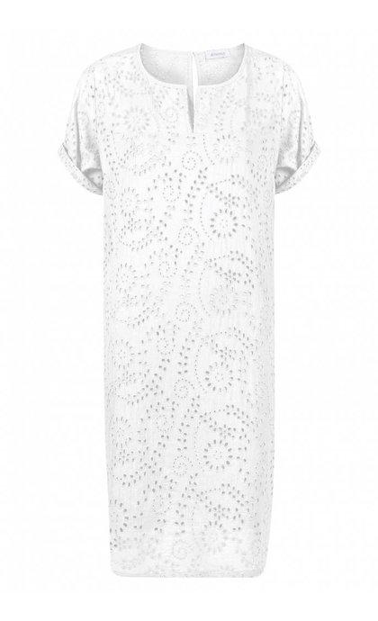 Alchemist Embroidery Dress White