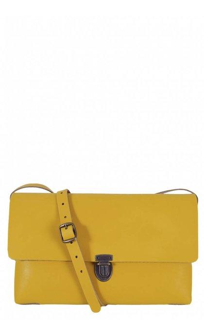 Elvy Janis Large Bag Oker