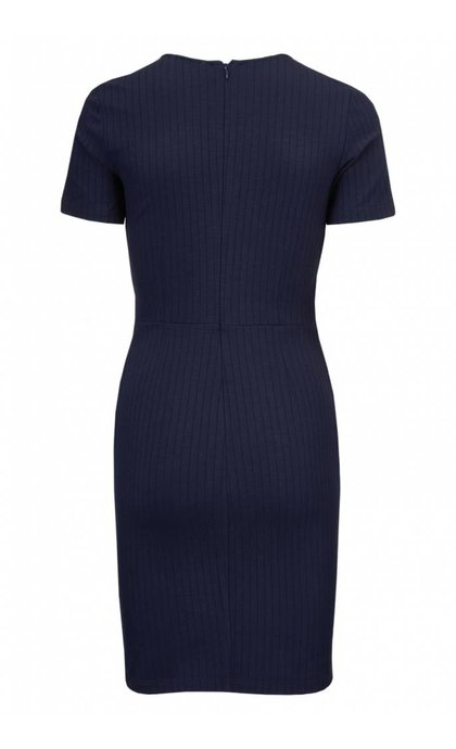 Modstrom Jilly Dress Navy Sky