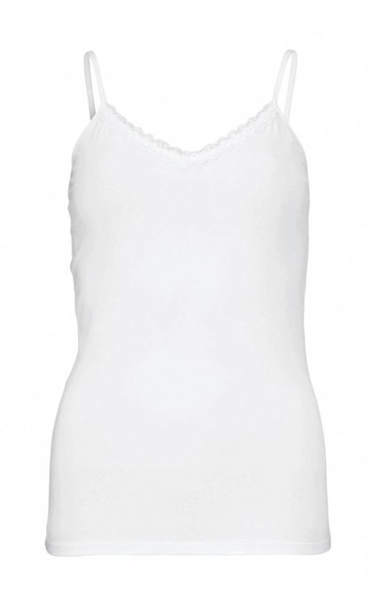 Modstrom Toy Strap Top White