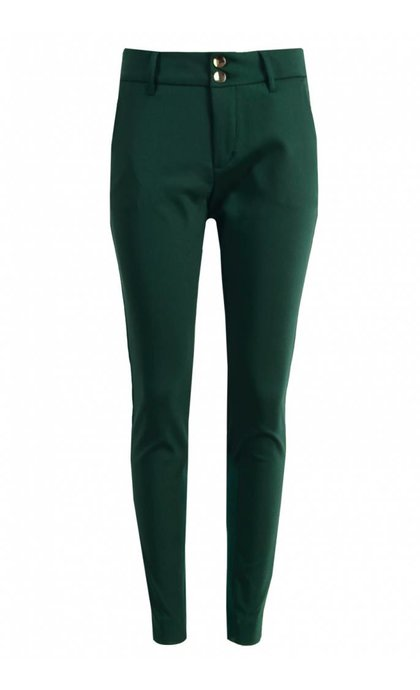 Mos Mosh Blake Night Pant Jade Green