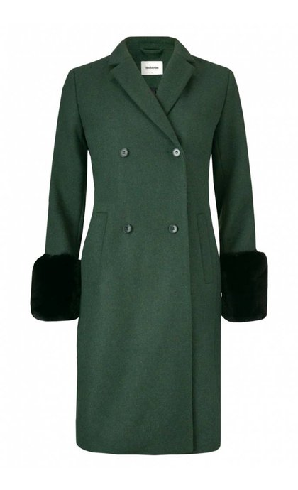 Modstrom Heston Coat Empire Green