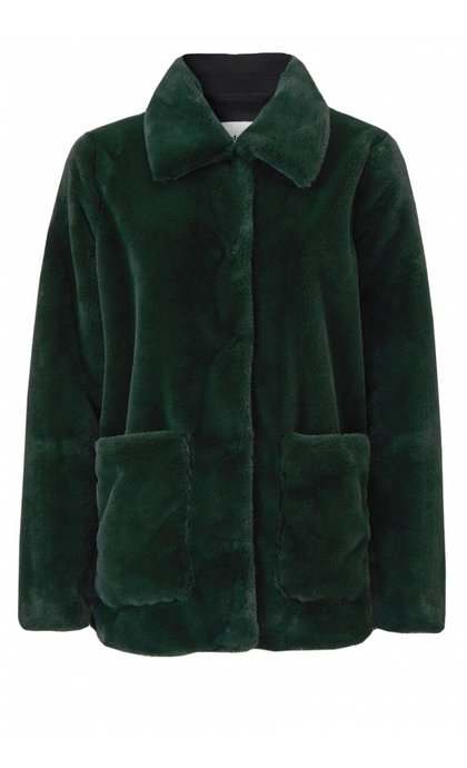 Modstrom Hannibal Coat Empire Green
