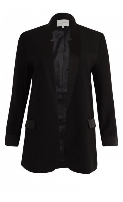 Second Female Baylor Blazer Black