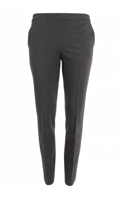 Leon and Harper Pauline Pantalon Anthracite Gold