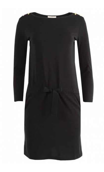 Sessun Nu Nishi Dress Black