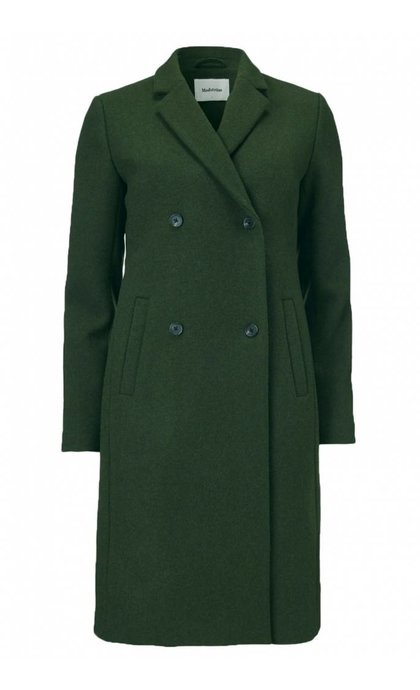 Modstrom Odelia Coat Empire Green