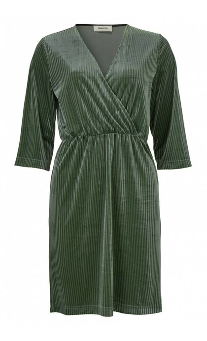 Modstrom Janet Dress Sea Spray