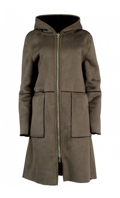 Goosecraft GC Adelyn Coat Woodgreen