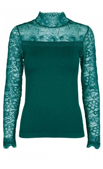 Minus Vanessa Blouse Fir Green