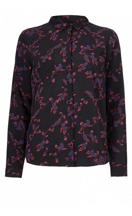 Modstrom Jesla Print Shirt Folia