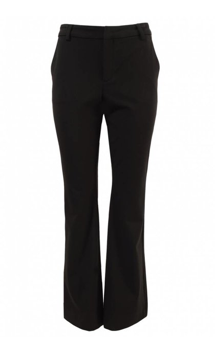 Gestuz Esma Cen Flared Pants Black