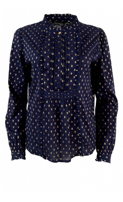 MKT Studio Hentiro Top Navy