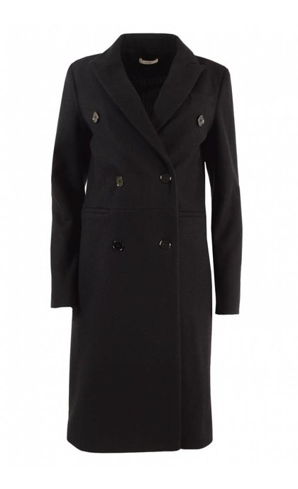 Sessun Ontario Coat Black