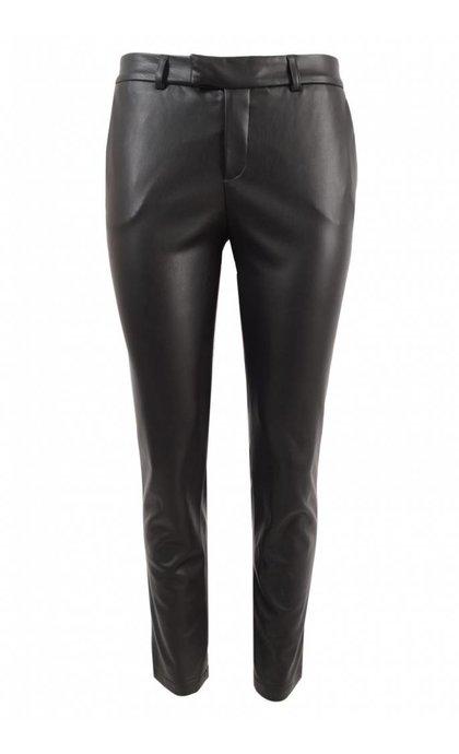 Leon and Harper Palmora Pantalon Black TP02 A