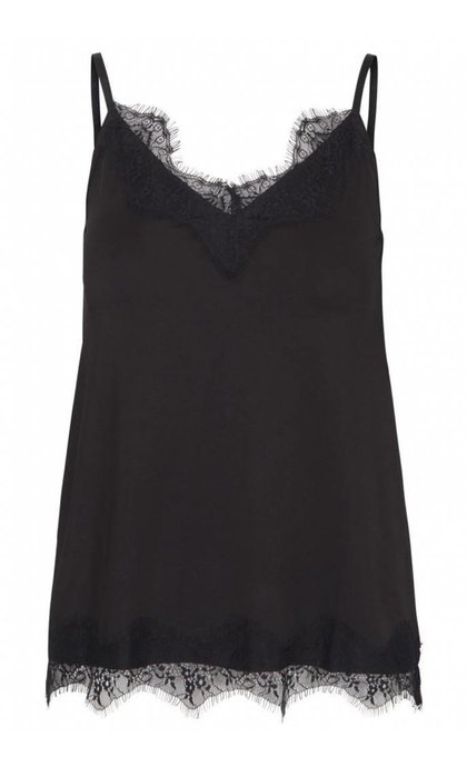 Minus Asa Top Black