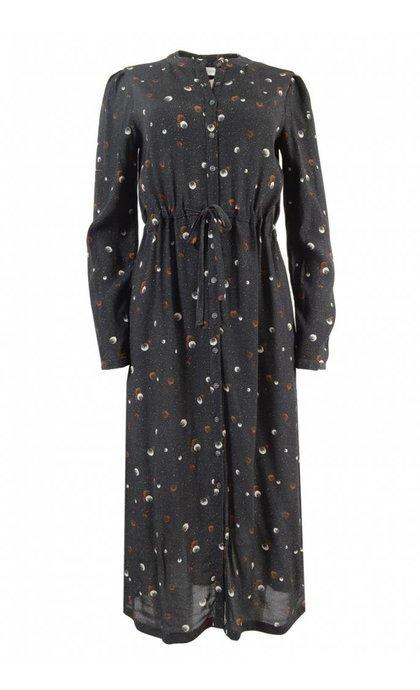 Alchemist Moon Print Dress