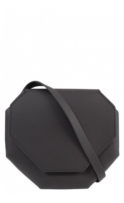 Elvy Sia Plain Bag Black