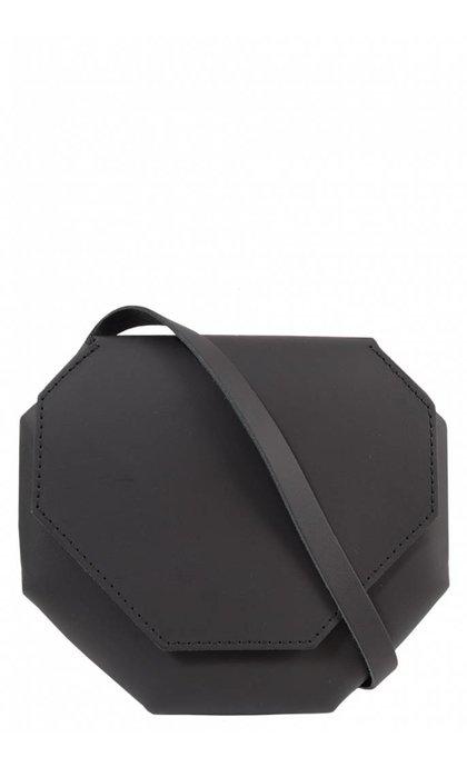 Elvy Sia Plain Bag Black