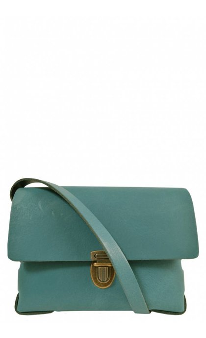 Elvy Gloria Plain Bag Petrol