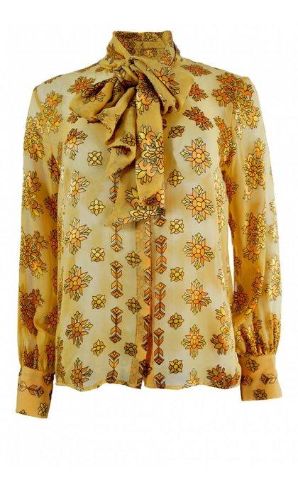 Second Female Bianca Shirt Golden Glow