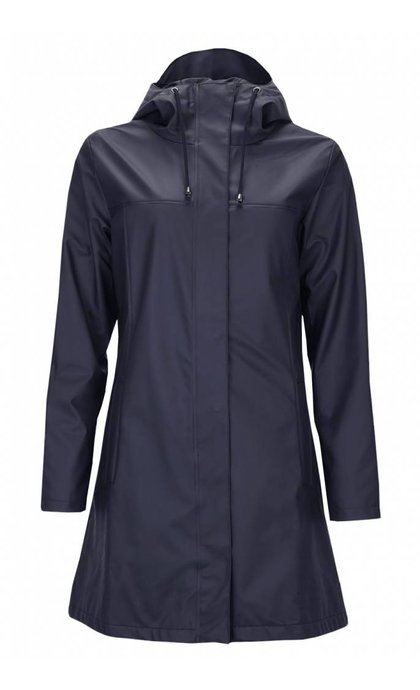 Rains Firn Jacket Bleu