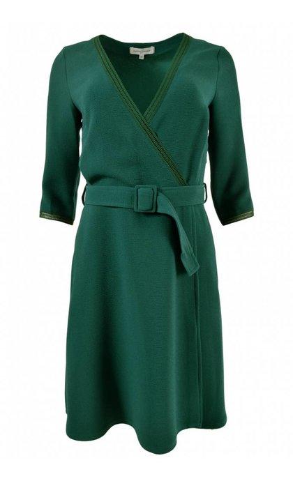 La Petite Francaise Redoutable Dress Vert
