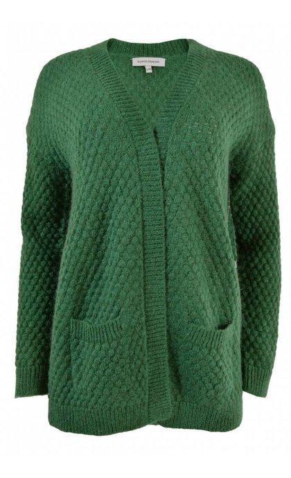 La Petite Francaise Genial Vest Vert