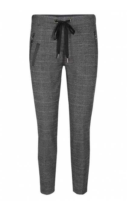 Mos Mosh Levon Holly Pant Grey Check