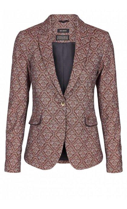Mos Mosh Tuxen Versailles Blazer Syrah Red
