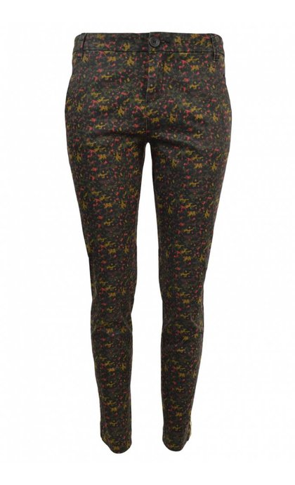 MKT Studio The Sunset Pollock Pants Kaki